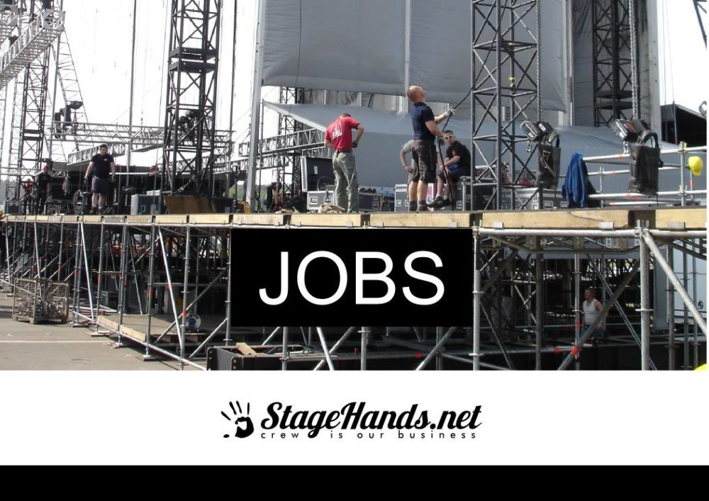 stagehands jobs in berlin. Black Bedroom Furniture Sets. Home Design Ideas
