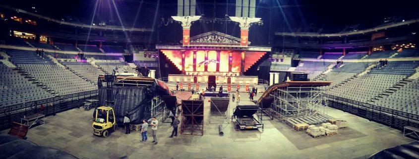 Fmx Gladiators at O2 Arena Prague