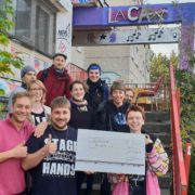 Donation to La Casa