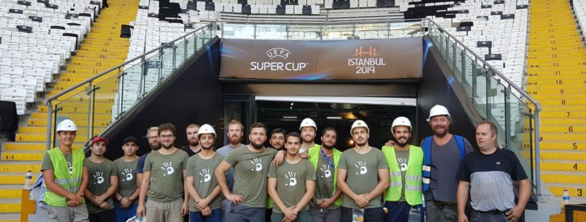 local crew istanbul